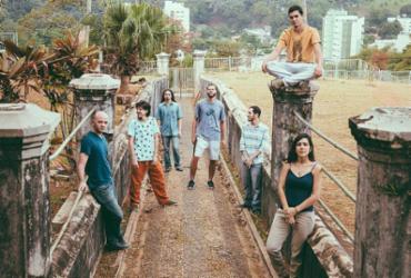 Banda Pirombeira lança seu primeiro álbum neste domingo