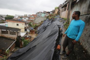 Salvador tem feriado de Tiradentes marcado por mau tempo