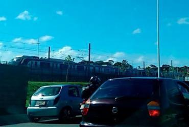 Metrô faz novo teste no trecho Rodoviária - Pituaçu neste domingo