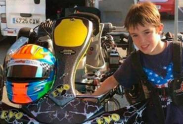 Piloto de 11 anos morre no kartódromo de Fernando Alonso