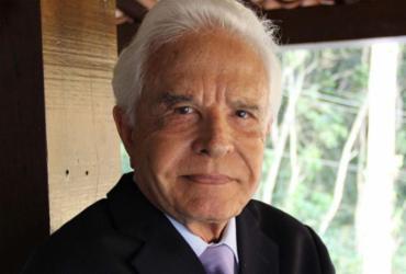 Cid Moreira participa de Talk Show em Salvador