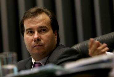 Rodrigo Maia diz que pretende concluir votação na Câmara até quinta-feira