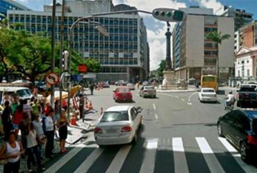 Diversos pontos de Salvador são interditados para gravação de filme