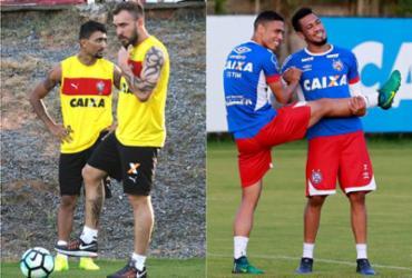 Ba-Vi tem reedição de peso em decisão da Copa do Nordeste