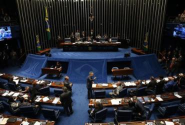 Senado aprova primeiro turno da PEC do fim do foro