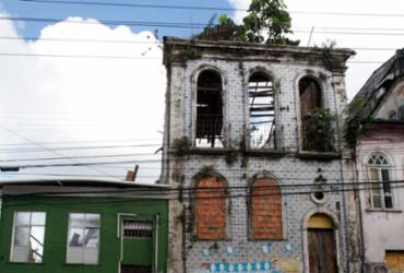 Centro Antigo tem 500 casarões com situação estrutural de risco