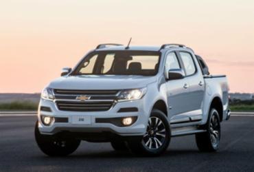 Chevrolet lança S10 flex com câmbio automático