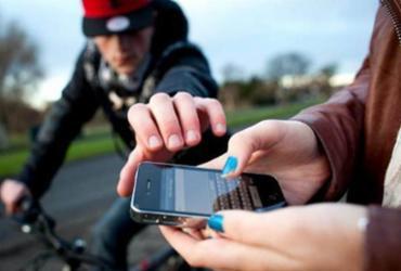 Roubo de celulares com seguro aumenta mais de 60% em um ano