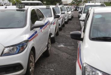 Sistema Ontaxi oferece crédito durante greve geral em Salvador