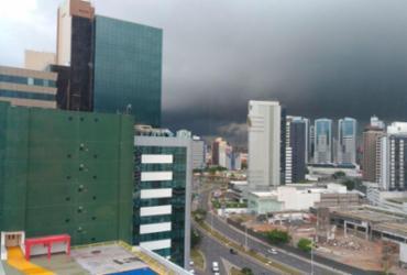 Final de semana deve ser chuvoso em Salvador
