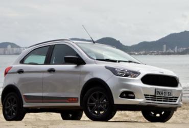 """Ford lança Ka """"aventureiro"""" por R$ 47.690"""
