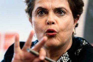Dilma critica mensagem de dois anos do governo Temer | Fabrice Coffrini | AFP