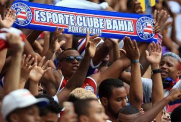 Bahia x Santos: 12 mil ingressos já foram vendidos   Felipe Oliveira   EC Bahia