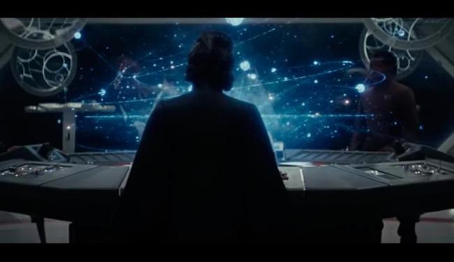 Os 132 segundos do vídeo revelam o primeiro encontro entre Luke Skywalker e Rey - Foto: Reprodução | YouTube