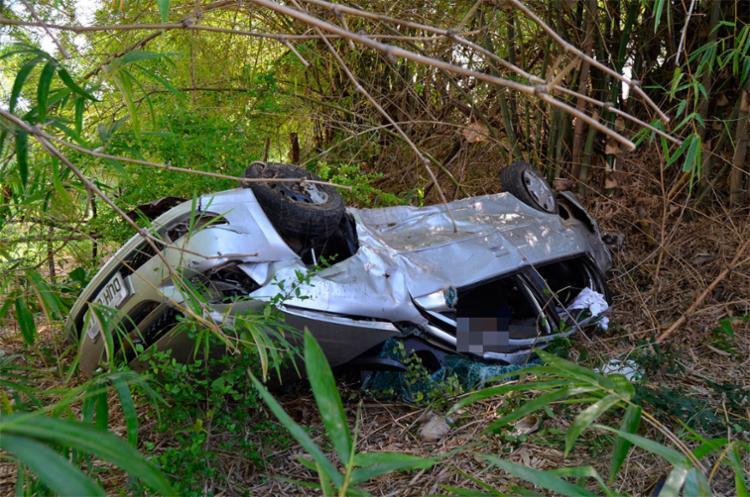 Vítimas estavam indo trabalhar quando o acidente ocorreu - Foto: Reprodução | Berimbau Notícias