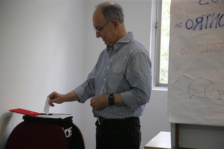 Petistas de todo Brasil foram às urnas em 4 mil cidades para escolher as direções municipais e delegados estaduais - Foto: Paulo Pinto l AGPT