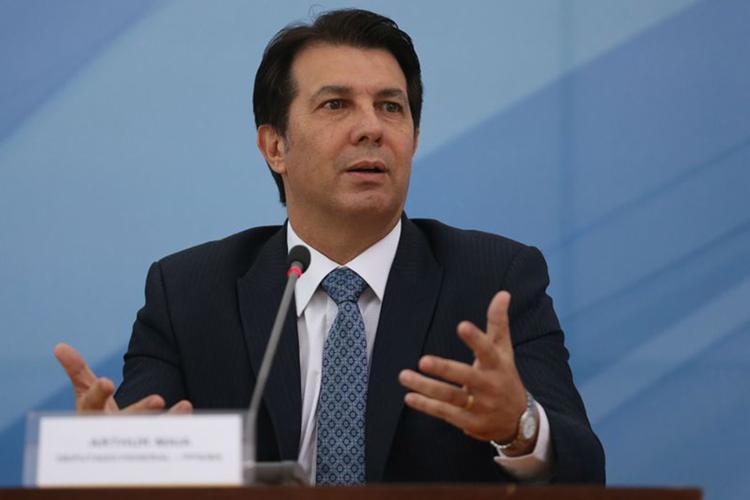 Deputado Arthur Maia é relator da reforma da Previdência - Foto: José Cruz l Agência Brasil