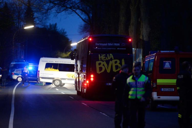 Ainda não há informações sobre o motivo da explosão - Foto: Sascha Schuermann | AFP