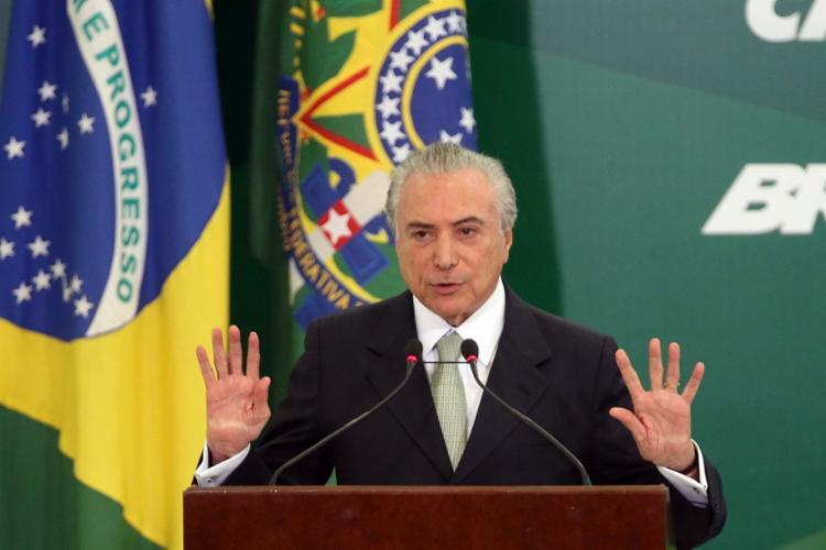 Governo de Michel Temer trabalha para aprovação da reforma da Previdência - Foto: Antonio Cruz | Agência Brasil | Divulgação