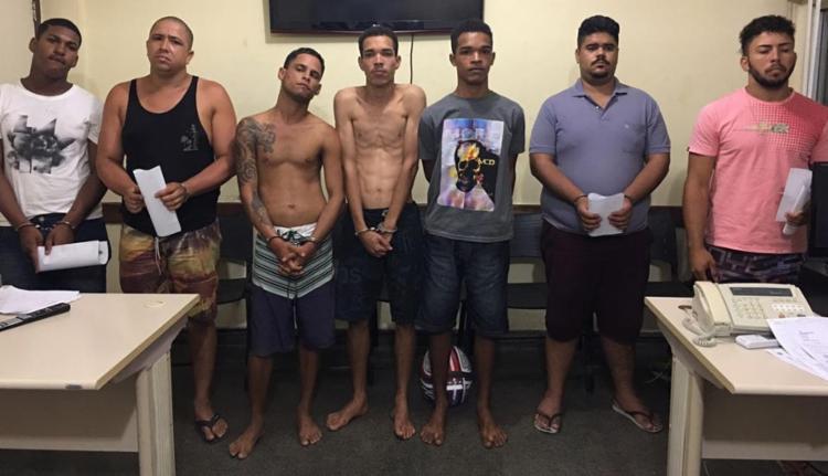 A quadrilha comprava e vendia os veículos - Foto: Divulgação | Polícia Civil