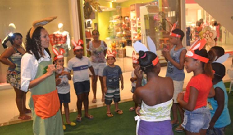As atividades serão realizadas no Piso L1 do shopping - Foto: Divulgação