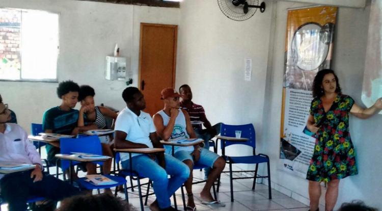 Em dois anos, mais de 100 jovens devem ser beneficiados - Foto: Divulgação