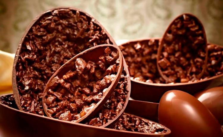 Ovos são feitos com Whey Protein e chocolate sem glúten e sem lactose - Foto: A TARDE SP