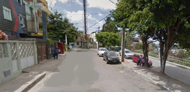 Homicídio aconteceu na Rua Padre Noberto Rodrigues - Foto: Reprodução | Google Maps