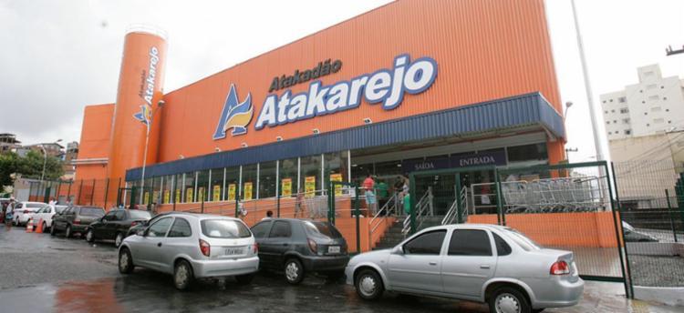 Rede Atakadão Atakarejo investiu R$ 28 milhões na construção da unidade de Amaralina - Foto: Luciano da Matta | Ag. A TARDE