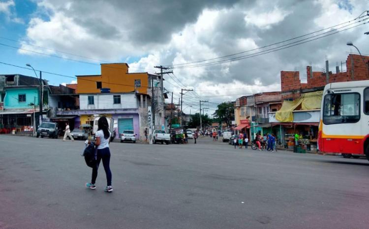 Três mortes aconteceram na região do final de linha de Pirajá - Foto: Euzeni Daltro | Ag. A TARDE