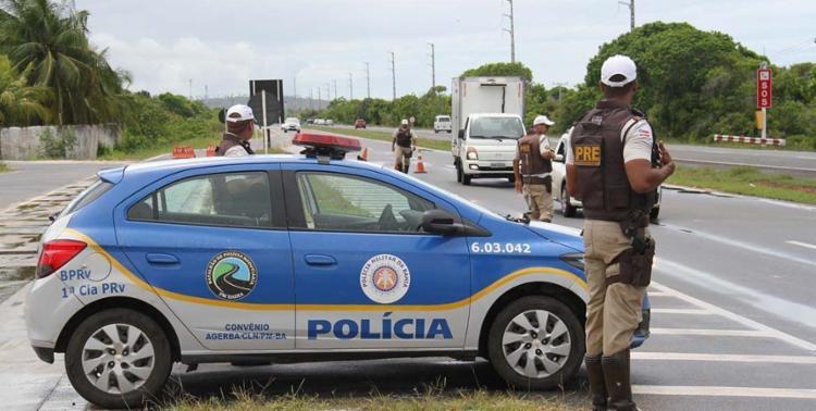 Dez pessoas foram levadas às delegacias por ações ilegais - Foto: Alberto Maraux | SSP