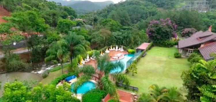 Muitos delatores vivem em imóveis com piscina e outros confortos - Foto: Reprodução | TV Globo