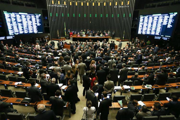 Requerimento assinado por 13 líderes partidários pedia celeridade, mas não atingiu número mínimo de votos - Foto: Fabio Rodrigues Pozzebom l Agência Brasil