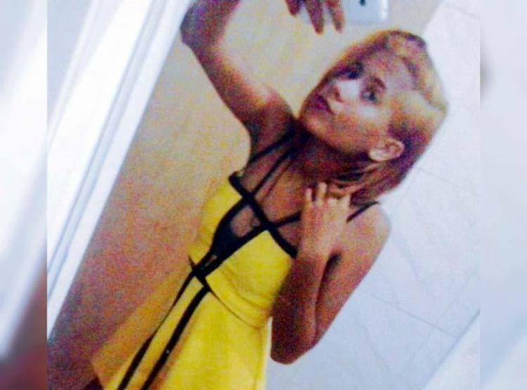 Ana Vitória está desaparecida desde segunda, 17 - Foto: Ana Vitória, Baleia Azul