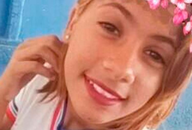 Ana Vitória está desaparecida desde segunda, 17 - Foto: Arquivo Pessoal