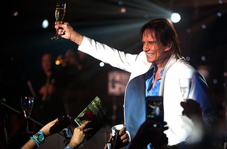 Roberto Carlos faz show em Portugal no seu aniversário - Foto: Claudia Schembri | Divulgação