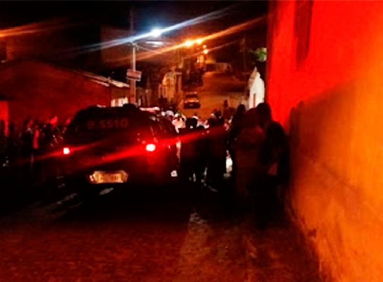Rosival estava indo para a casa da tia quando foi surpreendido - Foto: Reprodução   Giro em Ipiaú