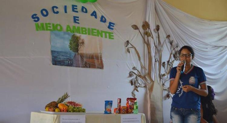 O projeto envolveu duas turmas do 3º ano do Colégio Estadual César Borges - Foto: Divulgação | SEC-BA