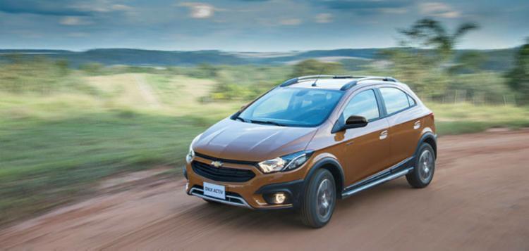 O modelo Onix foi o mais vendido de setembro - Foto: Divulgação / Chevrolet