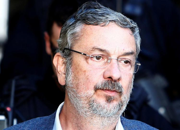 O ex-ministro está preso desde setembro de 2016 - Foto: Rodolfo Buhrer l Reuters