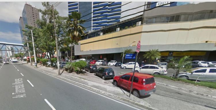 Acidente aconteceu nas imediações da Shopping Sumaré - Foto: Reprodução | Google Maps