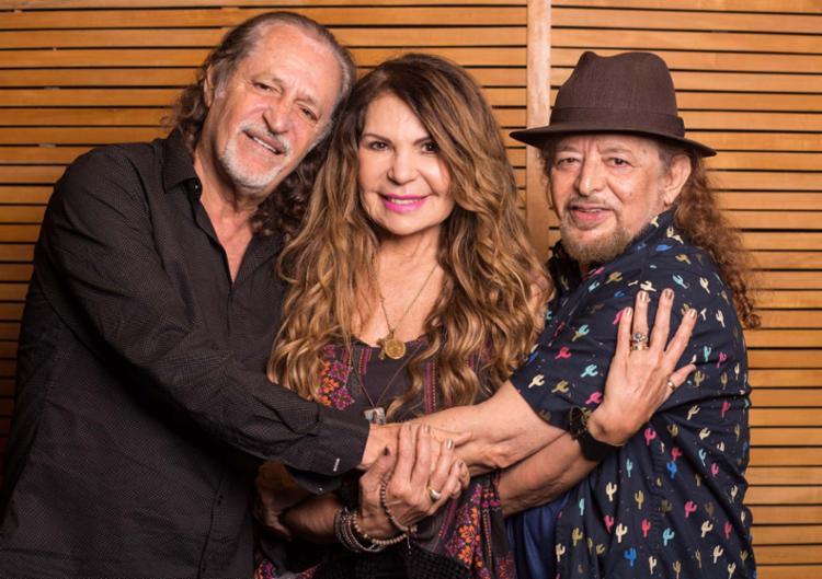 Alceu, Elba e Geraldo: amizade e talento musical - Foto: Livio Campos | Divulgação
