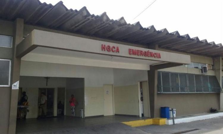 Policial foi encaminhado para Hospital Clériston Andrade - Foto: Reprodução | Site Acorda Cidade
