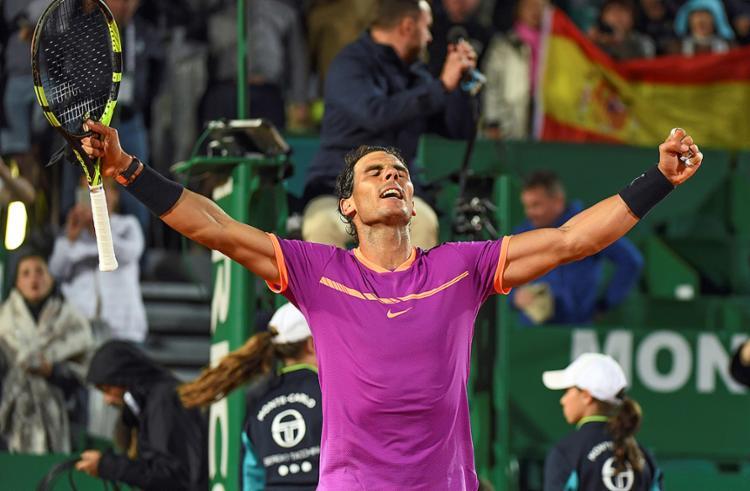 O ex-número 1 do mundo venceu com duplo 6/4 - Foto: Yann Costsaliou l AFP