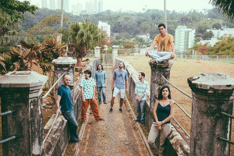 O show do grupo será realizado no Teatro Vila Velha - Foto: Matheus Pirajá l Divulgação