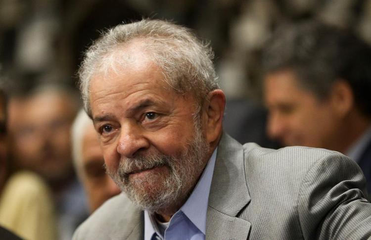 Lula diz que dinheiro de palestras foi depositado no Banco do Brasil - Foto: Marcelo Camargo l Agência Brasil