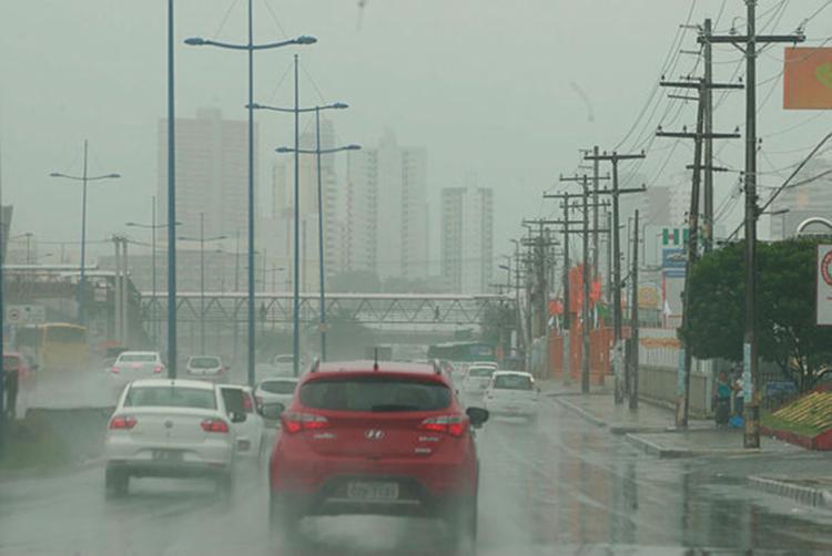 Trânsito flui normalmente na cidade - Foto: Xando Pereira | Ag. A Tarde
