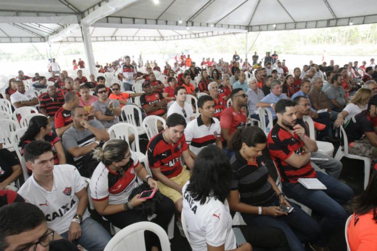 Vitória tem novo estatuto aprovado em assembleia - Foto: Margarida Neide / Ag. A TARDE
