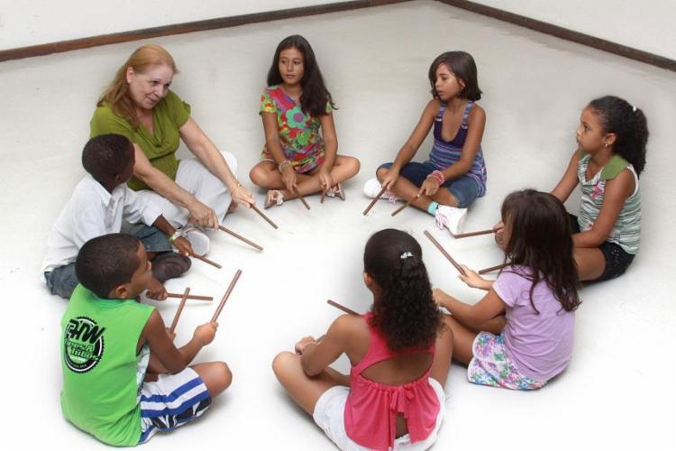 Pioneira da educação musical infantil no país, Carmen Mettig comemora os 25 anos do IEM - Foto: Acervo pessoal