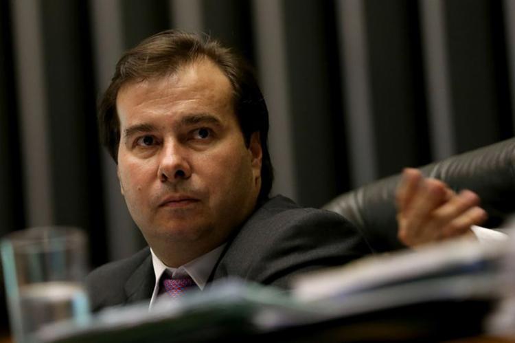 Presidente da Câmara falou sobre a agenda de votações da semana - Foto: Wilson Dias l Agência Brasil